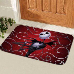 Nightmare Before Christmas Door/Bath Mat NWT